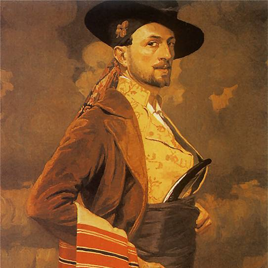 Edward_Okuń_-_Autoportret_1911 - kwadrat