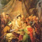 Baccierelli_Traktat_Chocimski_1621