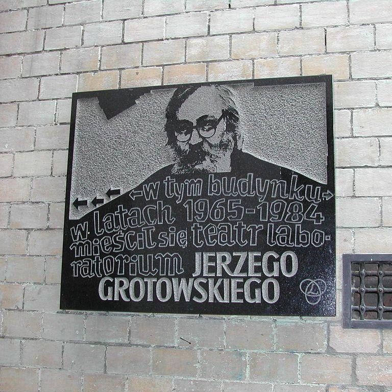 grotowski - kwadrat
