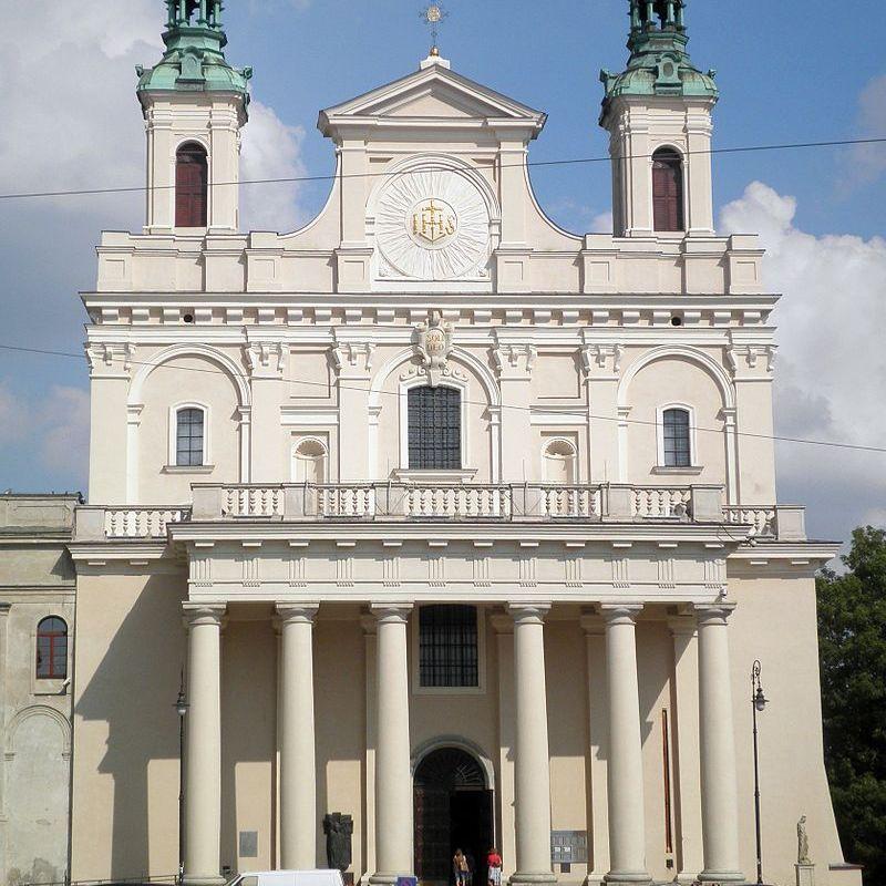 Giuseppe Brizio - Lublin_Katedra - kwadrat